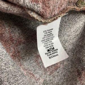 Audrey 3+1 Sweaters - Audrey 3+1 • Rose Print Kimono